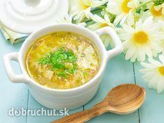 Zemiaková polievka s karfiolom