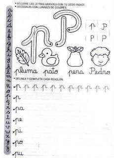 Actividades Escolares: caligrafía para el primer ciclo Make Tutorial, Penmanship, Preschool, Notebook, Bullet Journal, Album, Education, Batman Vs, Camilla