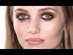 Smokey Grunge Makeup Tutorial (not sure how this would look on olive or darker skin, but it's beautiful nonetheless)