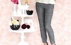 Large or Thin Leg Adjustments | Colette Patterns Sewalongs