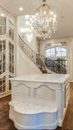 This stairs leads to the 2nd floor story of our closet...here let me show you ....follow me...