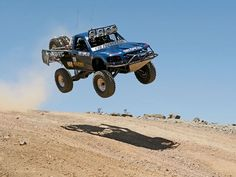 Desert Racing... Desert and dirt just screams... George will be there!!