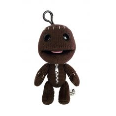 This adorable little Sackboy keyring belongs on everyone's keychain or bag. Made from a unique weave of cotton knit fibre with hand-stitched detail, this high quality item is a must-have for any LittleBigPlanet® fan. This soft toy Keyring is 11cm tall and suitable for 3yrs+, attach it to your keys or hang it from your bag! There are four different LittleBigPlanet soft toy keyring's to collect, Sackboy, Yuri, Marvin & Panda. £5.00 Any questions? Ask on Facebook…