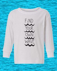 edbe6dacc8d Kids Surfing Waves Shirt Surfing kids Kids Beach Kids Beach Shirts, Boys  Shirts, Cool