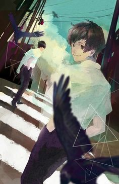 Nine & Twelve | Zankyou no Terror