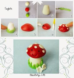 Photo Tutorials Cake Design: BlackBetty's LAB
