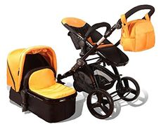 Product Features- Suitable from Birth to 3 Years (40pounds)- Forward and Rear facing 3-in1 Travel System- Light Weight Aluminium Frame (26pounds)- 360° Swivel Front Wheels (with lock function)- Foam filled tires New Price: $489.00 Old Price: $489.00 (as of 02/21/2017 12:00 UTC - Details) Product prices and availability are accurate as of the date/time indicatedRead More