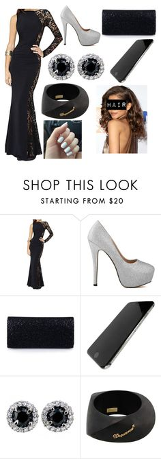 """""""Red carpet event"""" by winterlovely123 ❤ liked on Polyvore featuring Dsquared2, women's clothing, women, female, woman, misses and juniors"""