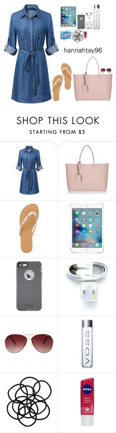 """Long Trip Necessities"" by hannahtay96 ❤ liked on Polyvore featuring Gucci, Charlotte Russe, OtterBox, MINKPINK, Monki, Nivea, women's clothing, women, female and woman"