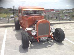 My favorite one in Hotrod car showcase in #Silverdale