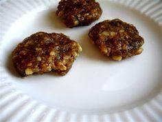 Banana-Nut Cookie Dough Bites