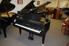 BALDWIN GRAND PIANO, SOLD