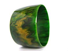 bakelite bangle. Etsy sold for $62--what a deal, sorry I missed out!
