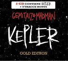Appena arrivato in negozio ...vi aspettiamo......GEMITAIZ & MADMAN - KEPLER GOLD EDITION  - 2 CD NUOVO SIGILLATO