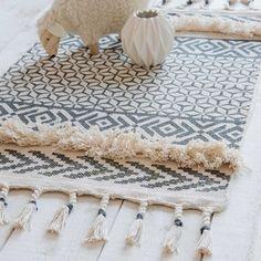 Katoenen tapijt 50x80 TRAPANI - Trapani