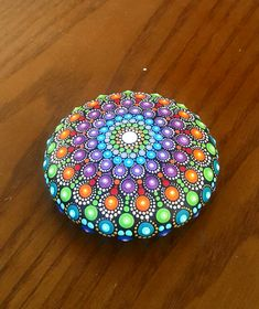 Love this Mandala The Effective Pictures We Offer You About. Best Picture For Mandala Painting for Rock Painting Patterns, Dot Art Painting, Rock Painting Designs, Mandala Painting, Pebble Painting, Stone Painting, Mandala Design, Mandala Pattern, Mandala Painted Rocks