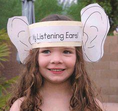 Listening Ears...LOL!