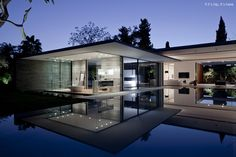 The Phenomenal Float House | Pitsou Kedem Architects - if it's hip, it's here
