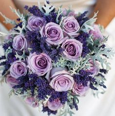 Are you wondering the best beach wedding flowers to celebrate your union? Here are some of the best ideas for beach wedding flowers you should consider. Iris Wedding Bouquet, Purple Roses Wedding, Purple Wedding Flowers, Wedding Table Flowers, Bride Flowers, Rose Wedding, Floral Wedding, Wedding Gowns, Wedding Colors