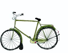 green-bike-amsterdam-
