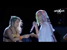 Katy Perry invites super excited fan on stage at Rock in Rio   EW.com