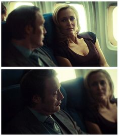 Bedelia Du Maurier/Hannibal Lecter in Mizumono AAAHH! I was freaking out so bad! What the what?!