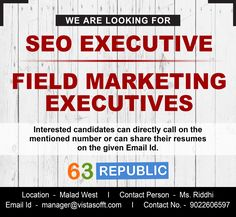 "Field Marketing Manager Sample Resume Job Openings For ""android Developer."" ""field Marketing"" "" Seo ."
