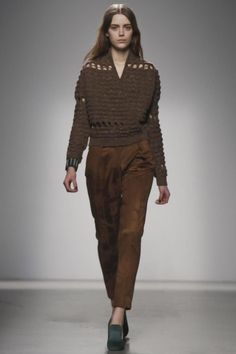 Damir Doma Ready To Wear Fall Winter 2014 Paris - NOWFASHION
