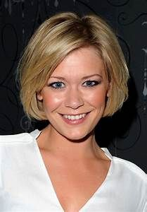 Cute Short Classic Bob Hairstyle for Women - Suzanne Shaw ...
