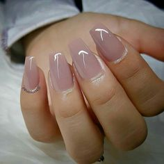 Why do acrylic nails always look way better then natural nails? There is just something about acrylic nails that are simply fabulous and we have found a bunch of awesome acrylic nail designs. Best Acrylic Nails, Acrylic Nail Designs, Colored Acrylic Nails, Neutral Acrylic Nails, Light Pink Acrylic Nails, Acrylic Nail Powder, Light Nails, Acrylic Art, Prom Nails