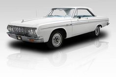 1964 Plymouth Sport Fury Hardtop