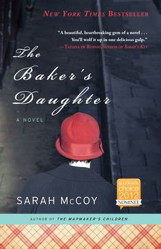 The Baker's Daughter (eBook) by Sarah McCoy (Author), synopsis:In this New York Times bestseller, two women in. Love Book, This Book, Books To Read, My Books, Book Nooks, Reading Nooks, Great Books, Book Lists, So Little Time