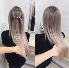 En tarz ve doğal saçlardan biri de küllü saç renkleri, peki evde bu saç renkleri, küllü kumral, küllü kahve saç renkleri nasıl elde edilir ? Genç kızların ve olgun kadınların en ço