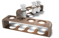 Drip coffee stand