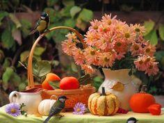 Eveil d'automne (63 pieces)