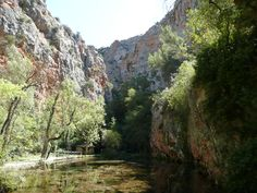 Nacimiento del rio Llobregat
