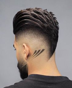 Cool Hairstyles For Men, Formal Hairstyles, Hairstyles Haircuts, Haircuts For Men, Fade Haircut, Pixie Haircut, Stylist Tattoos, Hair And Beard Styles, Hair Styles