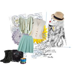 Throw on what feels good, created by lindagama on Polyvore