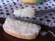 Kokosový krém s bielou čokoládou (fotorecept) - Recept