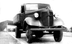 OG | 1943 Toyota KCY truck with four-wheel drive | Prototype