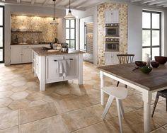 Ceramica Sant'Agostino - PIASTRELLE CERAMICHE DA PAVIMENTO E RIVESTIMENTO # Cucina