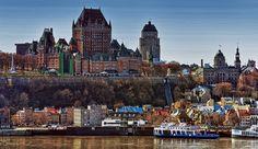 Old Quebec: Popular Visitor to #Canada Destinations
