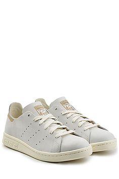 """Längst+Kult:+die+Sneakers+""""Stan+Smith""""+von+Adidas+Originals+-+mit+allem+kombinierbar+von+Skinny-Jeans+bis+Sweatpants!+#Stylebop"""