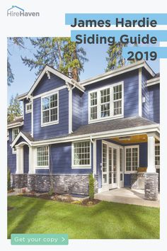 James Hardie is one of the most trusted brands in the synthetic siding industry. They pioneered fiber cement siding, and continue to innovate on their project. Is James Hardie the right brand for your siding replacement project? Read our guide to find out!! #siding #jameshardie #homedecor #inspiration