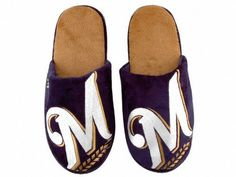 6d2bf1068a8e Milwaukee Brewers Slippers Milwaukee Brewers