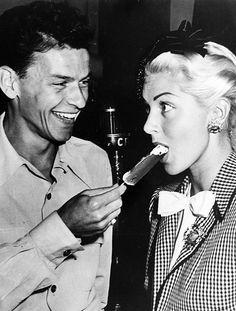 Frank Sinatra & Lana Turner, 1944