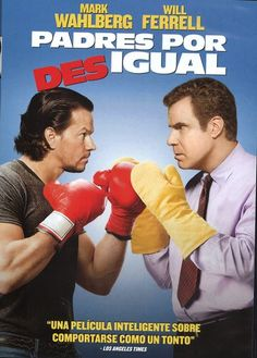Mark Wahlberg y Will Ferrell se enfrentan en el duelo definitivo entre padre y padrastro. Haz clic en la imagen para ir al catálogo.