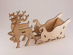 laser cut christmas decorations template - Google Search