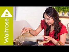 Ching He Huang's Sichuan Sweet and Sour Prawns   Waitrose - YouTube