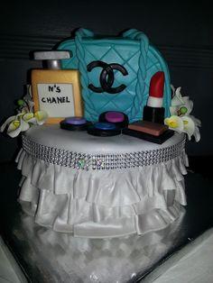 Chanel & MAC sweet 16